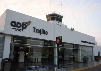 AEROPUERTO DE TRUJILLO