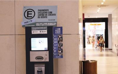 Fortaleza centro comercial Iguatemi por HUB Tecnología Aparcamiento
